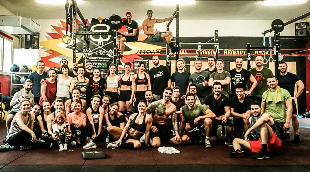 CrossFit 1h a tutta intensità