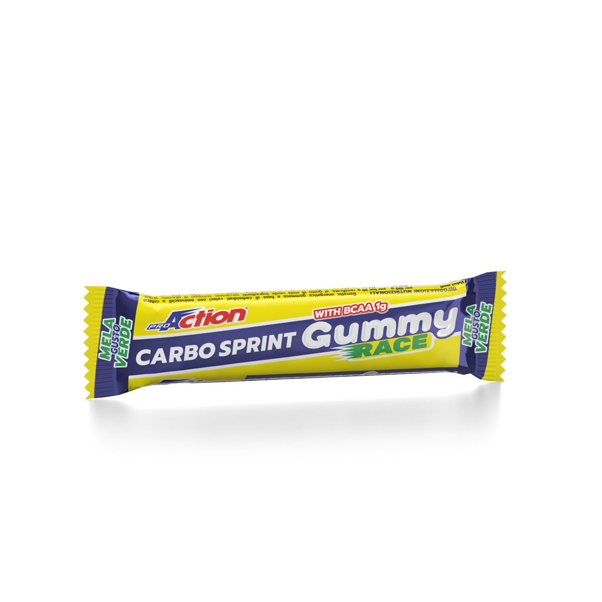 Carbo Sprint Gummy Race