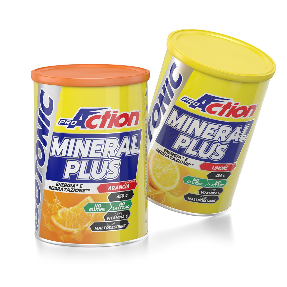 Mineral Plus Isotonic 450g