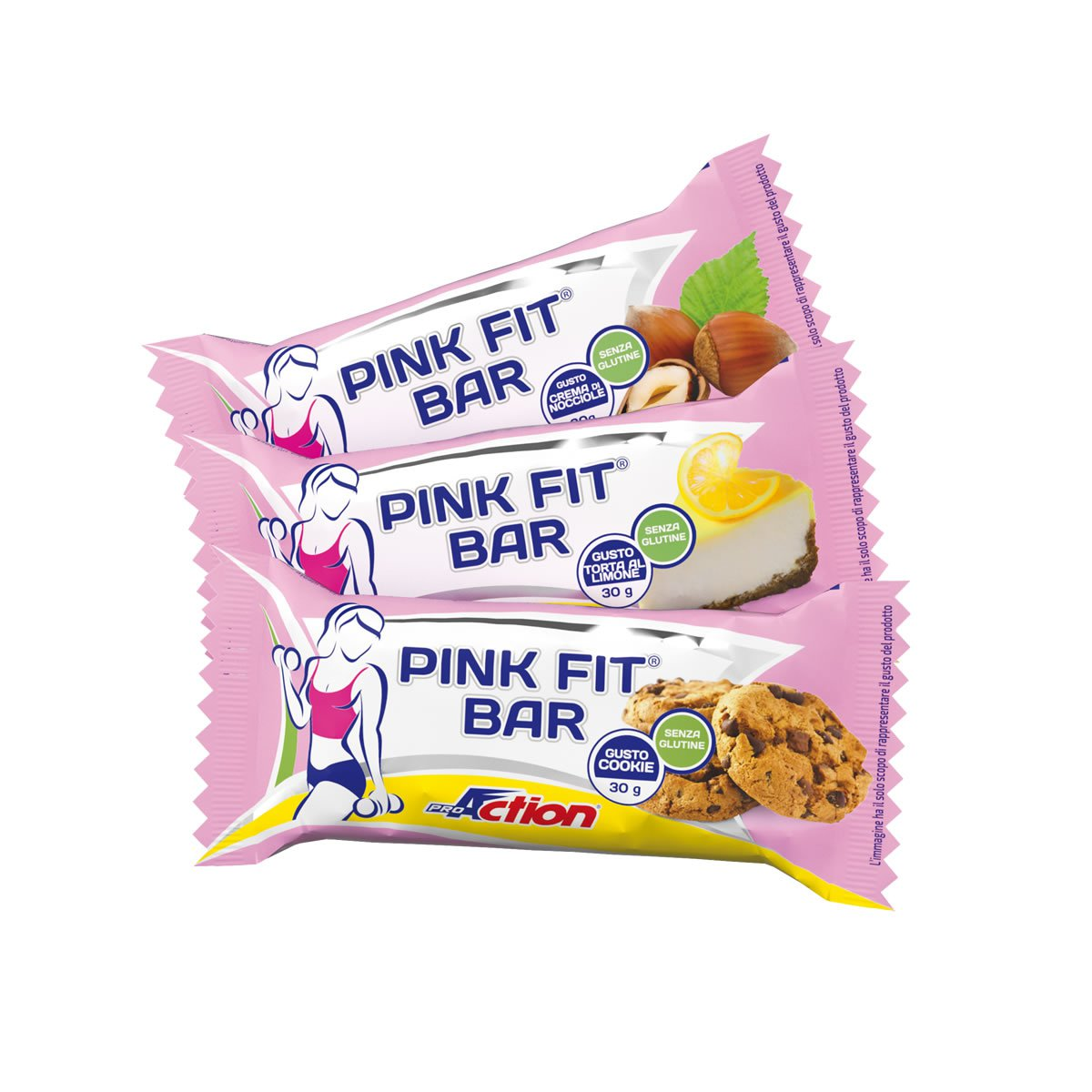 Pink Fit Bar