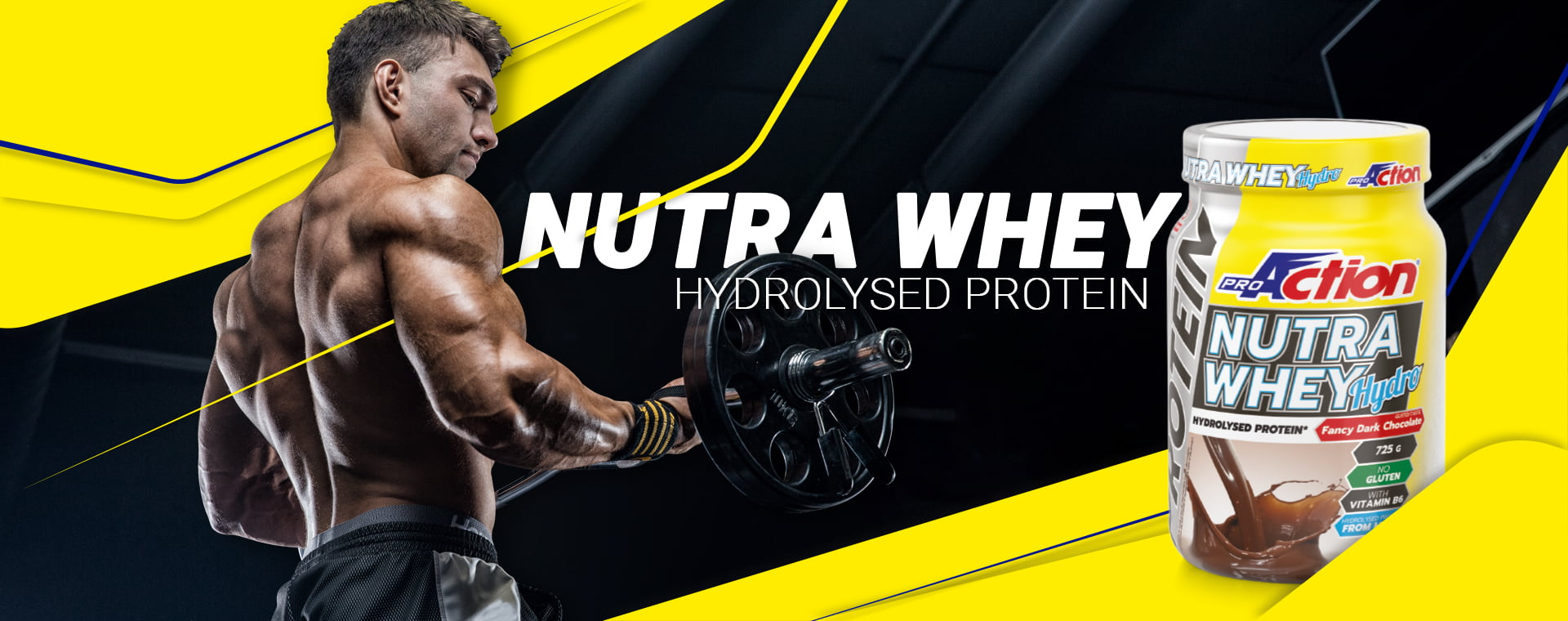 Protein NUTRA WHEY Hydro